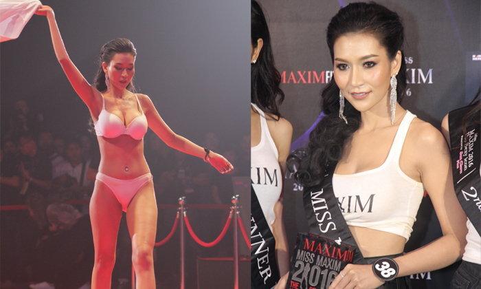 """กว่าจะมาเป็น """"โซเฟียร์"""" Miss Maxim 2016 The Sexy Icon"""
