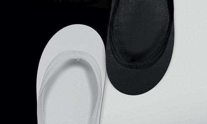 สีใหม่ขาว-ดำ รองเท้าแตะช้างดาว จาก Classic สู่ Basic