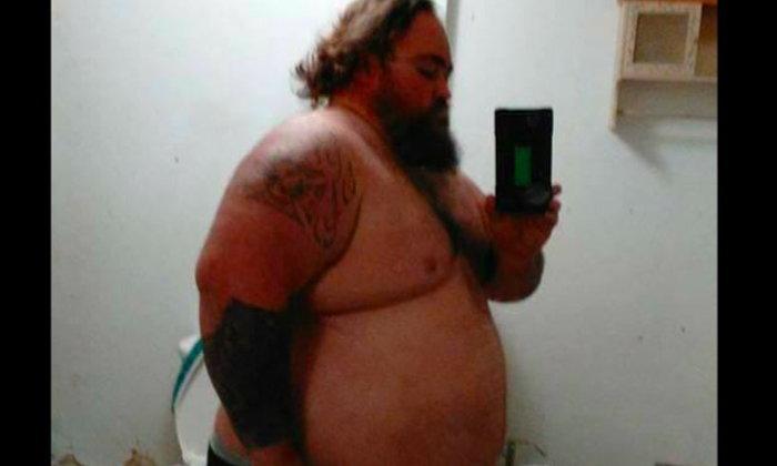 ชายร่างยักษ์ลดน้ำหนักกว่าครึ่งสานฝันรับใช้ชาติ