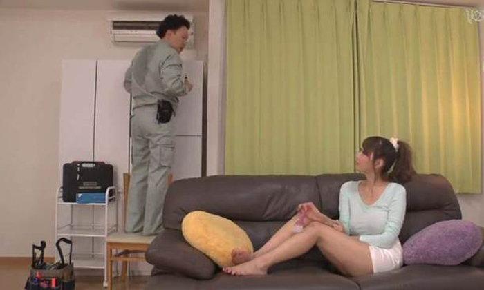 ทำความรู้จัก Rion นางเอกไซส์บึ้มแห่งเอวีช่างแอร์ในตำนานเวอร์ชั่นญี่ปุ่น
