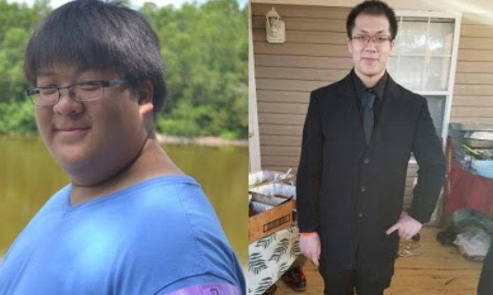 ชายอ้วนลดน้ำหนักได้เพราะ วีดีโอคอล แค่สายเดียว