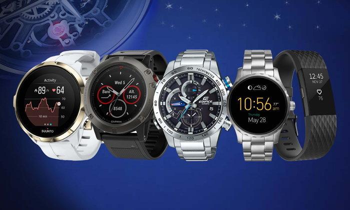 แนะนำ Smart & Connected Watch คอลเลกชั่นใหม่