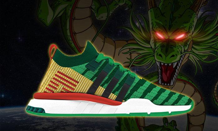 มาครบทั้ง 8 รุ่น adidas x Dragon Ball Z อีกหนึ่งรองเท้าสุดเจ๋งของปีนี้