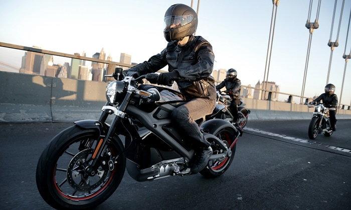 "Harley-Davidson เปิดตลาดใหม่ ""มอเตอร์ไซค์พลังงานไฟฟ้า"" วางจำหน่ายปี 2019"