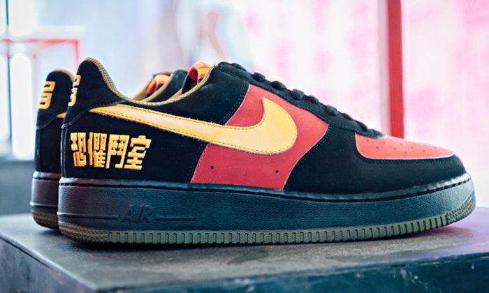 Nike Air Force 1 X LeBron James รุ่น Chamber of Fear เตรียมกลับมาขายในเร็วๆ นี้