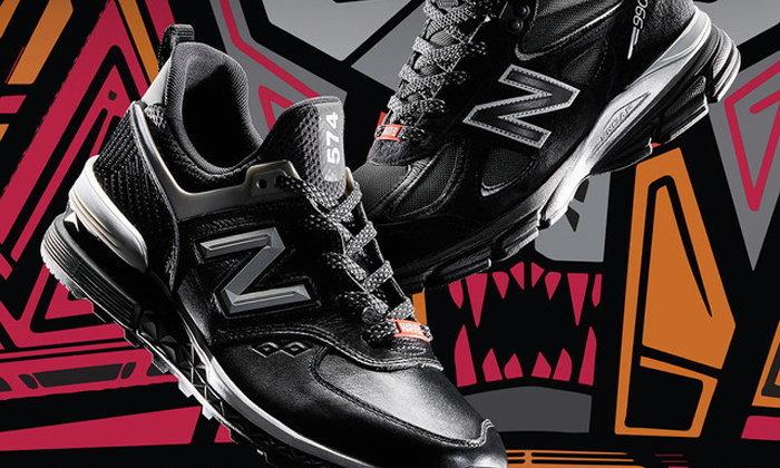 New Balance x Marvel Comics ปล่อยรองเท้า Black Panther