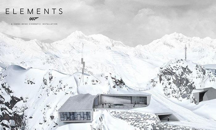 """""""007 Elements"""" พิพิธภัณฑ์ที่ทำให้คุณได้สัมผัส James Bond มากขึ้น"""