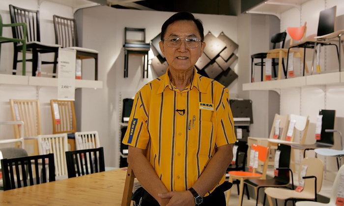 เกษียณแล้วไปไหน เปิดใจพนักงานอิเกียวัย 71 กับชีวิตใหม่ในสังคมสูงวัยที่ไม่กลัวใครว่า 'โง่'