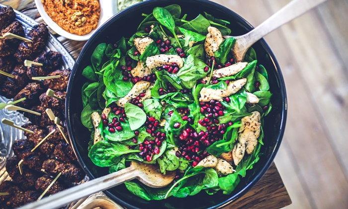 คนที่กำลังลดน้ำหนักตอนเย็นกินอะไรดี?