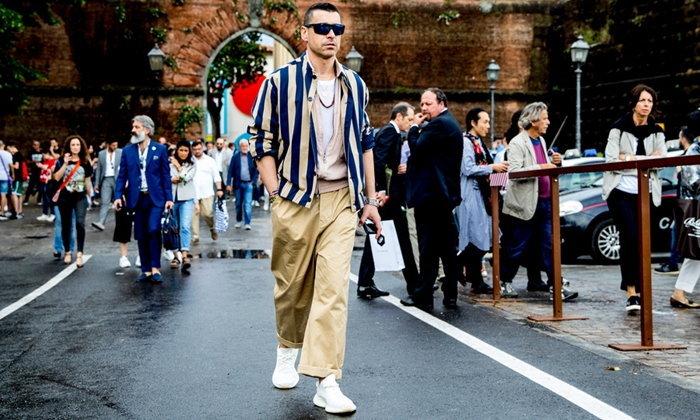 """รู้จัก """"Pitti Uomo"""" งานแฟชั่นสตรีทไลฟ์สไตล์จากเมืองฟลอเรนซ์ ประเทศอิตาลี"""