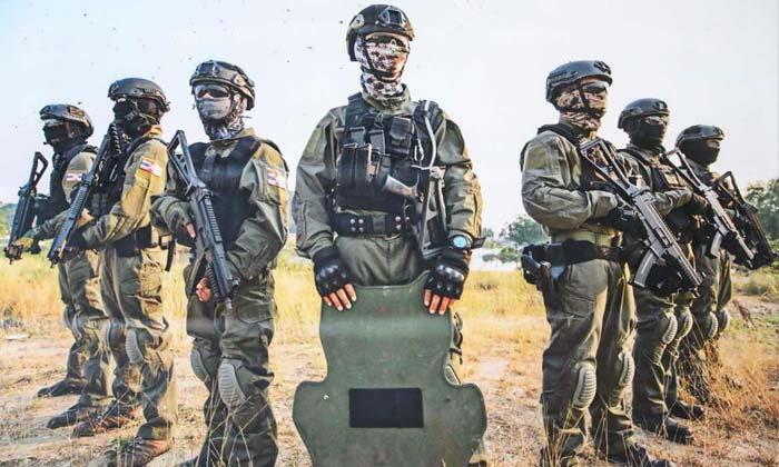 """รู้จัก """"Thai Navy Seal"""" มนุษย์กบ : หน่วยรบทำลายใต้น้ำจู่โจม"""