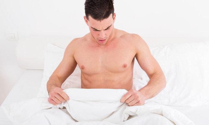 คลายสงสัย ทำไมน้องชายชอบตื่นตัวตอนเช้า ?