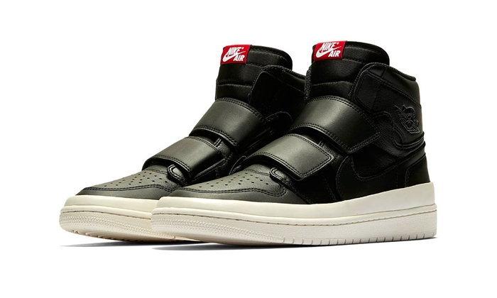 Nike ปรับโฉมใหม่ Air Jordan 1 เพิ่มสายรัดรองเท้า Velcro Straps