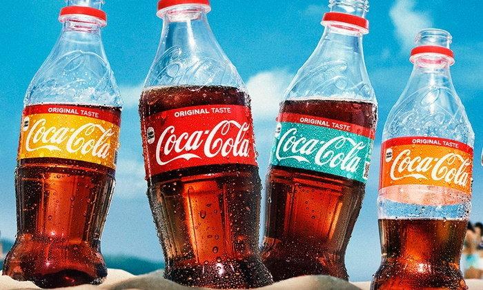 ซาบซ่าไปกับ Coca-Cola สีสันคัลเลอร์ฟูล สินค้าลิมิเต็ดในญี่ปุ่น