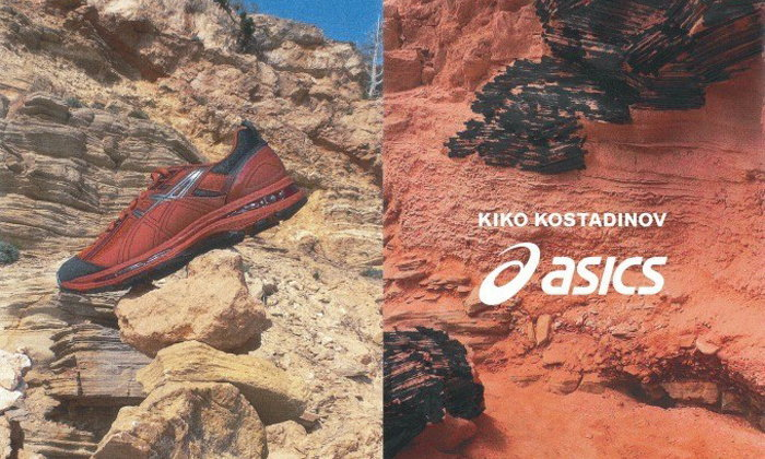 ASICS X Kiko Kostadinov ร่วมมือออกรองเท้ารุ่นลิมิเต็ดสุดว้าว GEL-Burz 2