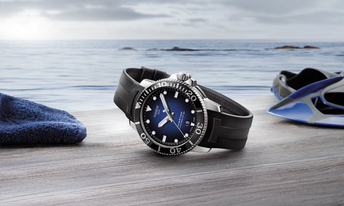 Tissot Seastar 1000 Gent Automatic นาฬิกาสำหรับผู้ชื่นชอบกีฬาทางน้ำ