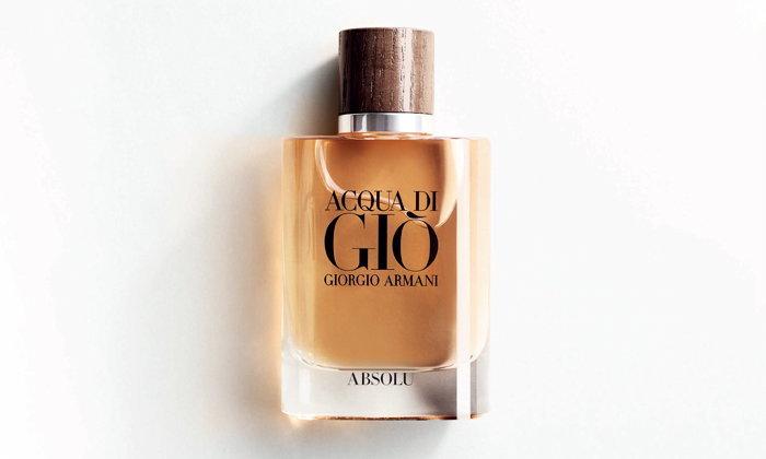 เมื่อความสดชื่นของน้ำมาบรรจบกับความอบอุ่นของไม้ Acqua Di Giò Absolu