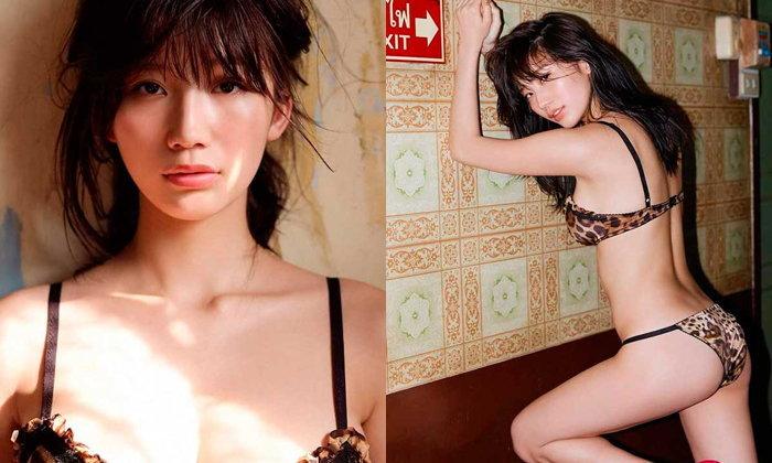 ฉลองวัยสาวเต็ม 20 ปีที่เมืองไทย แฟชั่นเซ็ตสั่นหัวใจของ Yuka Ogura