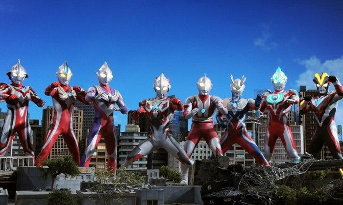 กระเป๋าสุดลิมิเต็ด ผลิตมาเพื่อแฟนคลับ Ultraman โดยเฉพาะ
