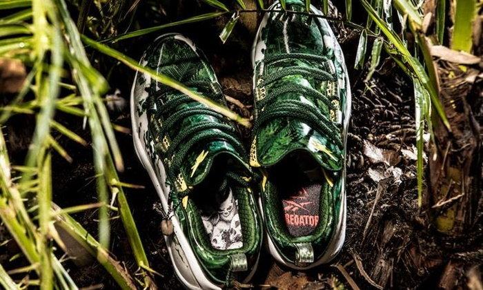 Reebok DMX Run 10 รองเท้าคู่ใจของ Predator นักล่าจากต่างดาว