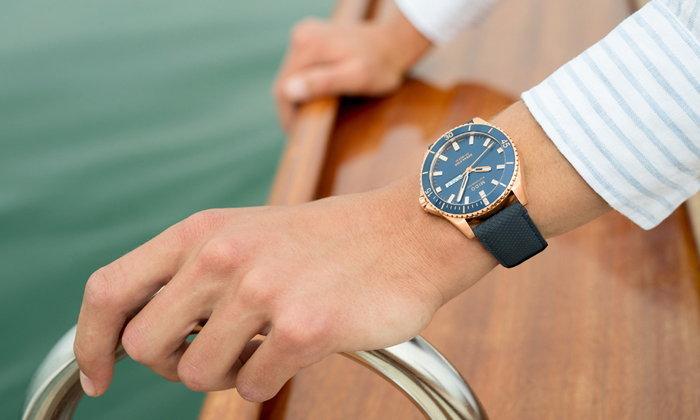 Mido เปิดตัวนาฬิกาหรูดีไซน์สปอร์ต ในคอลเลคชั่นล่าสุด Ocean Star