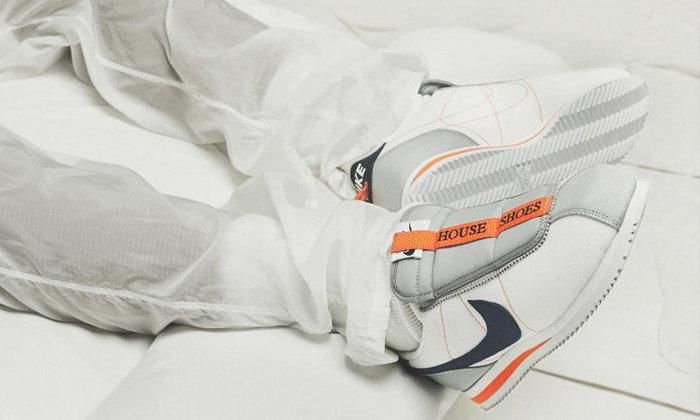 """Nike Cortez Kenny IV"" ผลงานคอลแลป ล่าสุดจาก Nike และ Kendrick Lamar"
