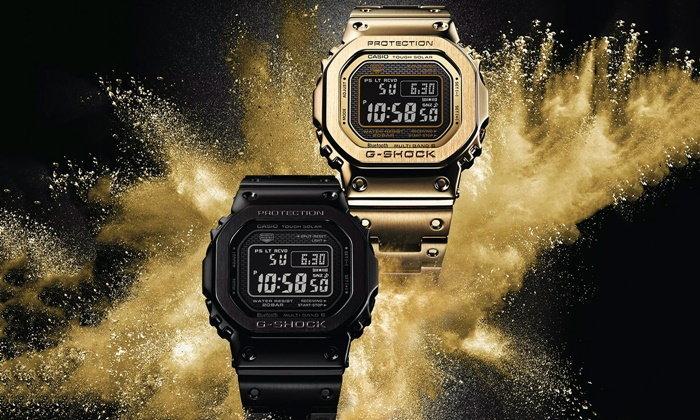"G-Shock เปิดตัวโมเดลใหม่ของซีรีส์ ""Full Metal 500"""