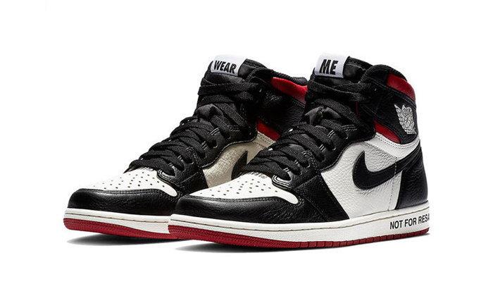 "Air Jordan 1 ""Not For Resale"" ซื้อได้ แต่ไม่อยากให้ขายต่อ"