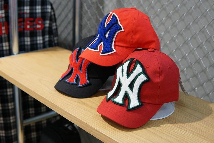 หมวกแก๊ปคอลเลคชั่นล่าสุด