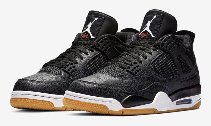 Air Jordan 4 Black Laser ผสมผสานความทันสมัยไว้อย่างลงตัว