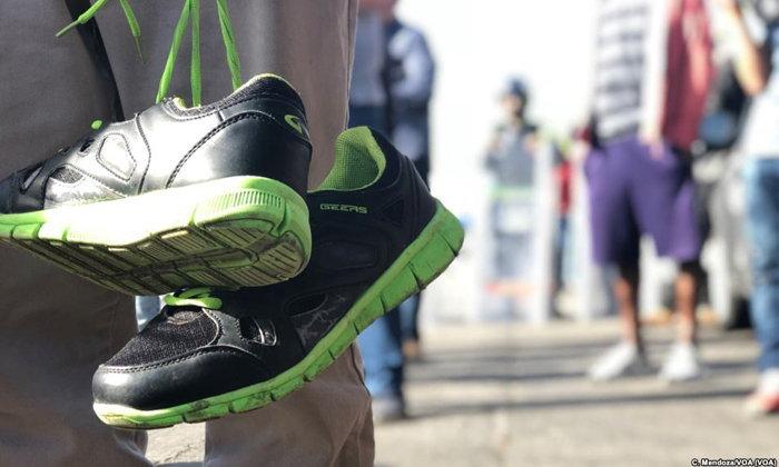 รองเท้าอัจฉริยะรุ่นใหม่ ช่วยเตือนเมื่อน้ำหนักตัวมากเกินไป