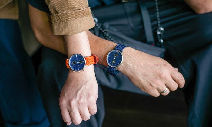 นาฬิกา Knot เปิดตัวคอลเลคชั่นใหม่ พร้อมเปลี่ยนสายกว่า 10,000 แบบ