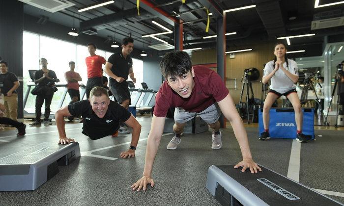 Jetts Fitness เปิดตัว J Series คลาสออกกำลังกายแบบ Funergy เบิร์นไวใน 30 นาที
