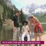 มีเซ็กซ์กับตุ๊กตายาง