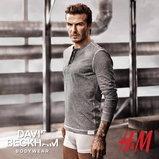 David Beckham Bodywear for H&M 2014 Spring Campaign