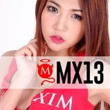 นินิว-ธันญาเรศน์ สมชัย MX 13