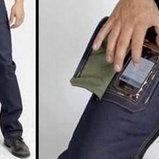 กางเกงใส่สมาร์ทโฟนไม่ต้องหยิบออกมา