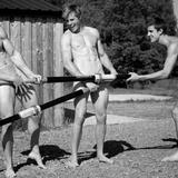Warwick Rowing's Men'sNaked Calendar 2014