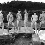 Royal Marines Go Commando Calendar 2014