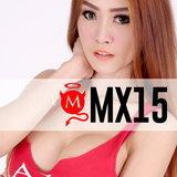 หมวยลี่-ราตรี สีสมบัติ MX15