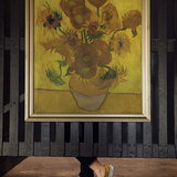 ภาพดอกทานตะวัน หนึ่งในภาพคลาสสิก