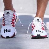 Solar Hu Glide ST สรรค์สร้างโดย adidas x  Pharrell Williams