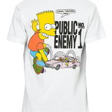Off-white X The Simpsons