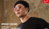 Ray-Ban ร่วมกับ Jackson Wang เปิดตัว คอลเลคชั่น Team Wang X Ray-Ban