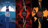 SWATCH X 007 นาฬิกาคอลเลคชั่นล่าสุด ดีไซน์โดดเด่นทั้ง 6 เรือน