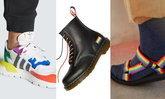 รวม 6 รองเท้าคู่พิเศษสำหรับ Pride Month 2020