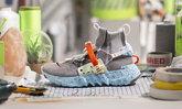 Nike Space Hippie เปลี่ยนขยะเป็นรองเท้าสวมใส่ได้