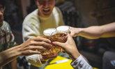อาหารและเครื่องดื่มที่คนญี่ปุ่นนิยมทั้งก่อนดื่มและหลังดื่มแอลกอฮอล์