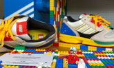 LEGO x adidas Originals หยิบโมเดล ZX 8000 มาแต่งแต้มสีสันเพิ่มความสดใส