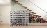 เวอร์ชั่นใหม่ Tower Box Plus กล่องรองเท้าสามารถเปิด-ปิดได้ทั้ง 2 ด้าน